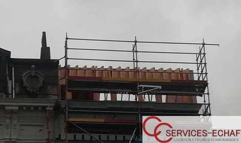 Nouvelle lucarne en façade