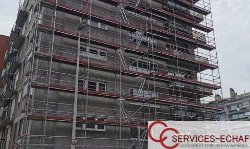 Nous installons des chantiers hors de la région Bruxelles Capitale