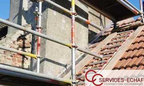 Rénover des cheminées en toiture